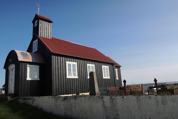 Schöne Holzkirche...