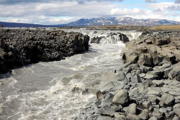 Reissende Flüsse...