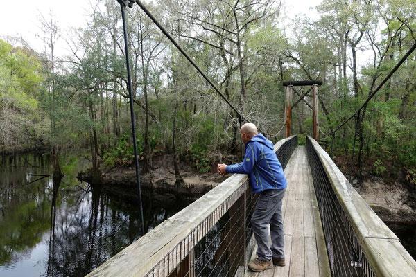 Wanderung im Oleno State Park