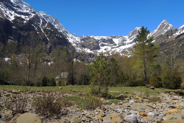 ...fühlen wir uns wie in den Schweizer Bergen