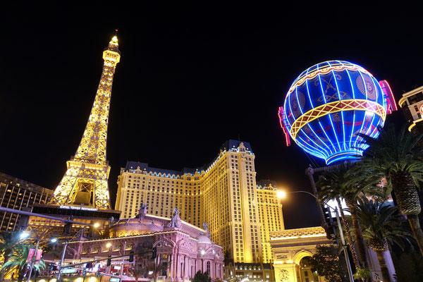 Paris, Rom...rund um die Welt ist alles vertreten
