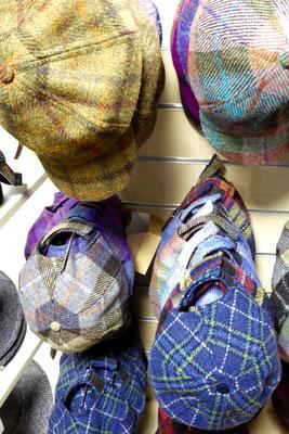 ...auch Hüte und vieles, vieles mehr