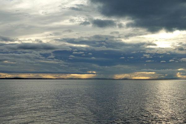 Schöne Stimmung am Skilak Lake