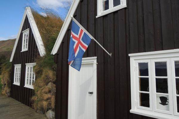 Richtig isländisch