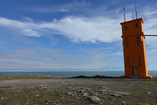 Leuchtturm Hvalnesviti