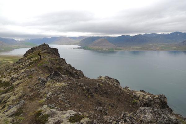 Auf dem Berg Myrafell