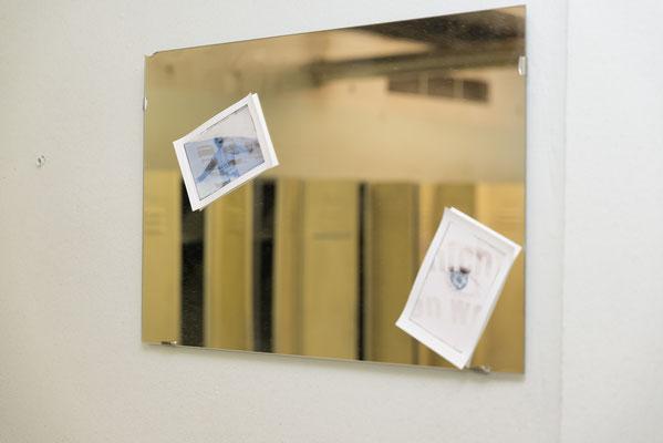 Eröffnung Wortfetzen im Waschraum | Fotowerke © Sabine N. Grill | Fotos © Andreas Filzmair