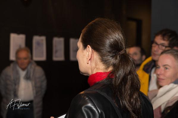 Vernissage Ateliertheater, 5.11.19, Fotocredits © Andreas Filzmair