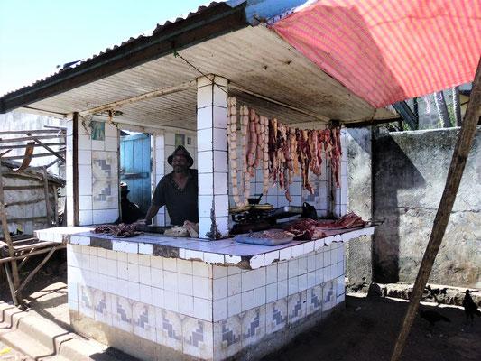 Fleischerfachgeschäft