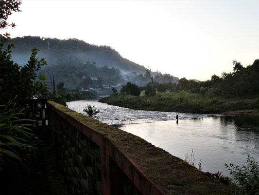 Morgenstimmung in Ranomafana