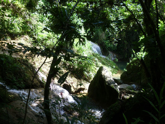 Nationalpark Topes de Collantes