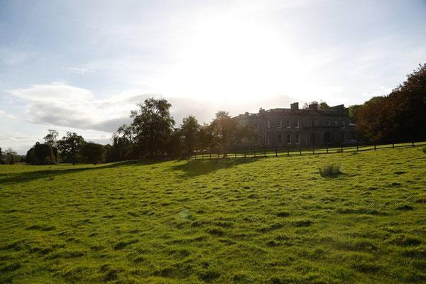 Unterkunft Temple House Manor Wunderschöne Landschaft