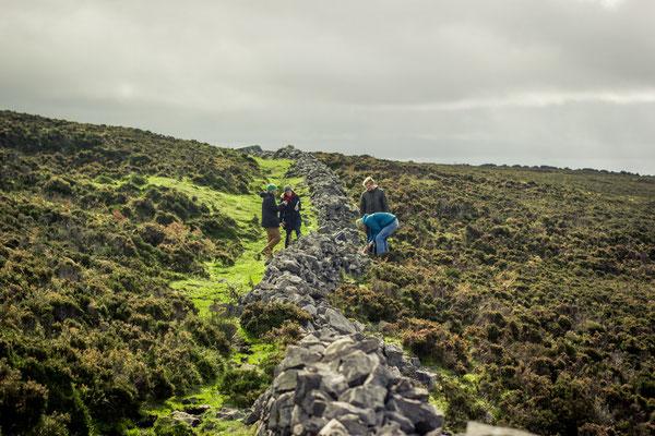 Wanderungen Irland