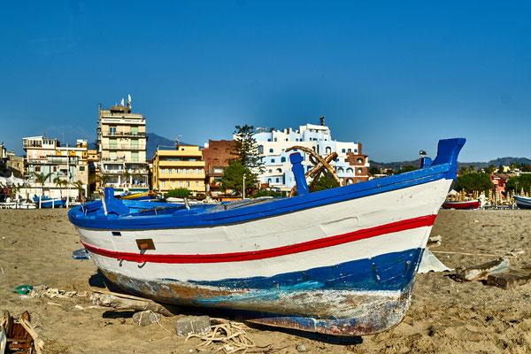 Naxos, Hafen