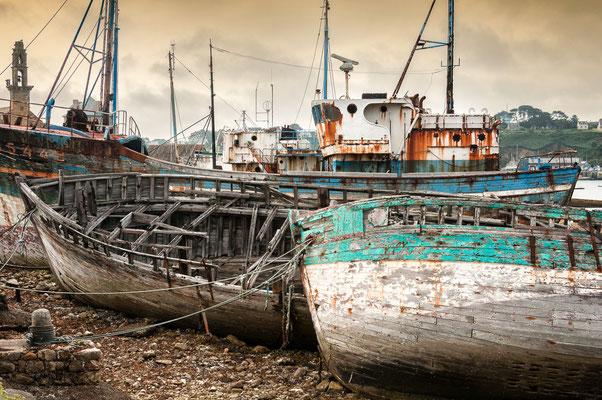 Épaves à Camaret-Sur-Mer 1