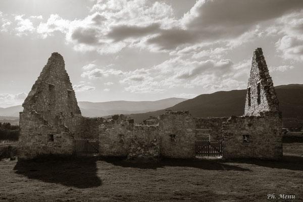 Château de Ruthven Barracks