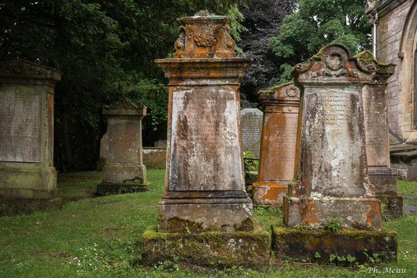 Cimetière Eglise de Luss