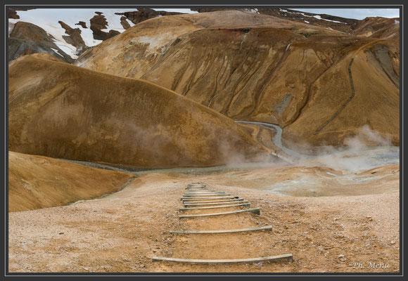 Kerlingarfjöll, un des plus beaux sites de l'Islande, peut-être le plus exceptionnel