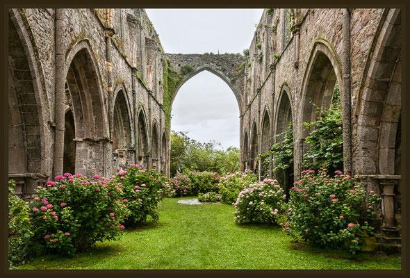 L'Abbaye maritime de Beauport 1