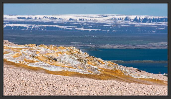 Myvatn et son grand lac