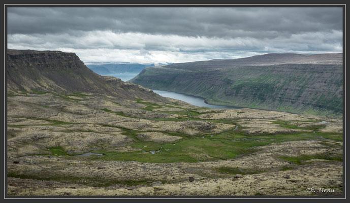 Un des fjords du nord-ouest