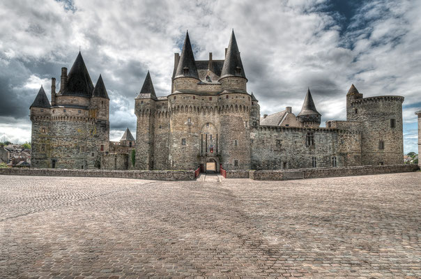 Château de Vitré 1
