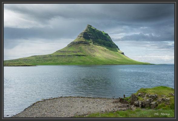 Le mont de Kirkjufell