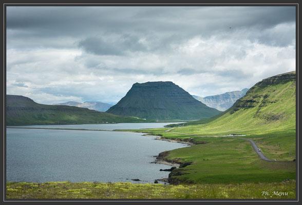 Au nord de la péninsule de Snaefellsnes