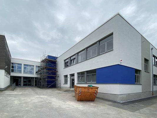 15.06.2021 Kämpenschule Witten - Energetische Sanierung steht kurz vor Fertigstellung