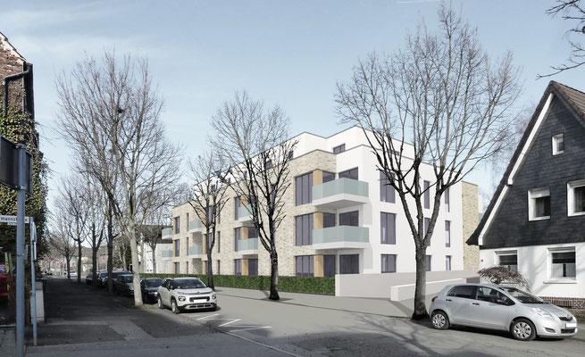 28.07.2020 Wohnbebauung Herrmannstraße/Lohbachstraße, Schwerte - Baubeginn steht kurz bevor