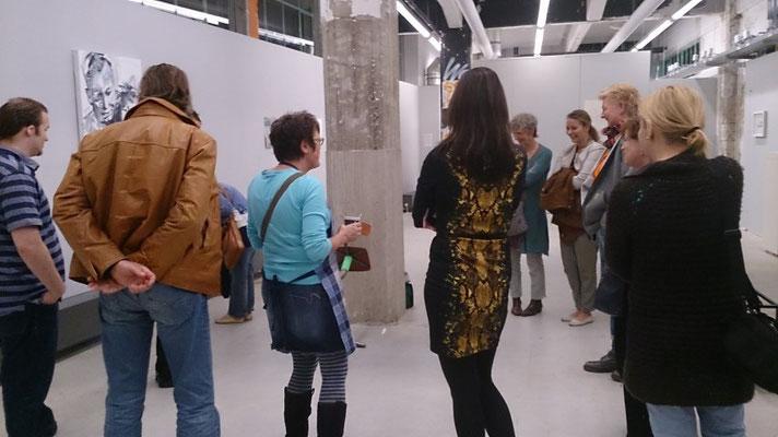 """Expo """"Kunst nach der Musik"""" AKIEnschede 2014"""