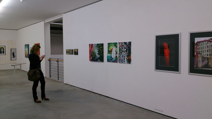 Mitgliederausstellung, Kunsthalle Lingen 2014