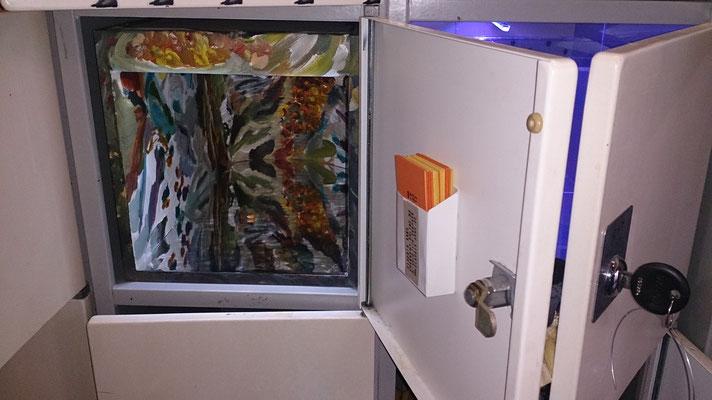 Mein Locked, Kunststation Delden, NL