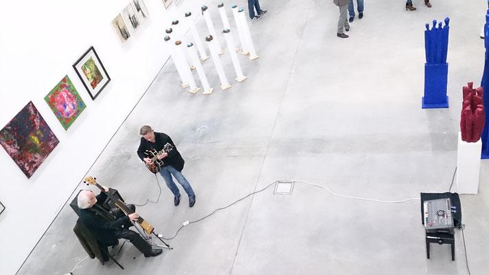 Kunsthalle Lingen, Mitgliederausstellung 2014