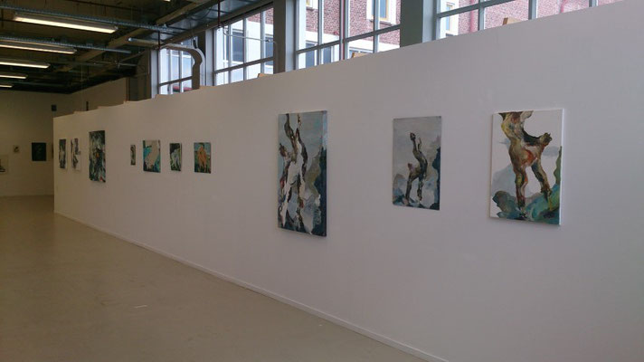 Endexamen,  Polaroidfabriek Enschede, Mai 2014