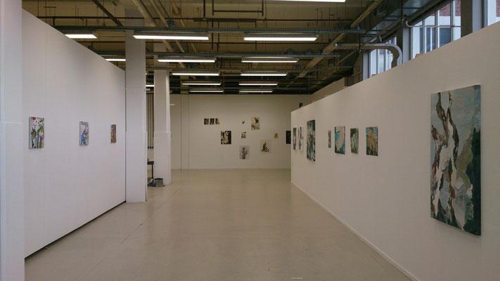 Polaroidfabriek Enschede, Examensausstellung, Mai 2014