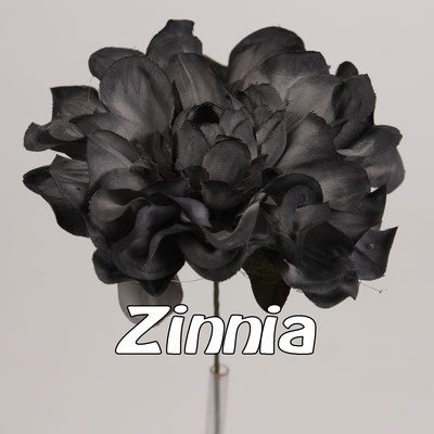 Flor Flamenca modelo ZINNIA