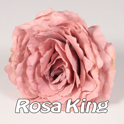 Flor Flamenca modelo Rosa King
