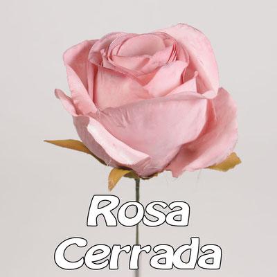 Flor Flamenca modelo ROSA CERRADA