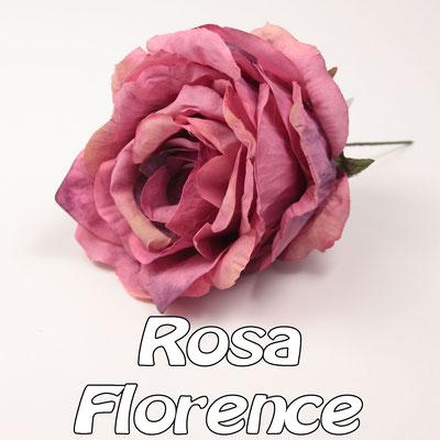 Flor Flamenca modelo Rosa Florence