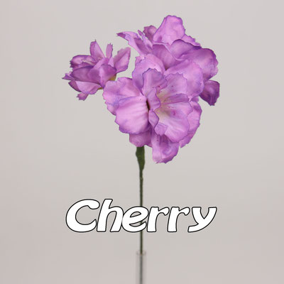 Flor Flamenca modelo CHERRY