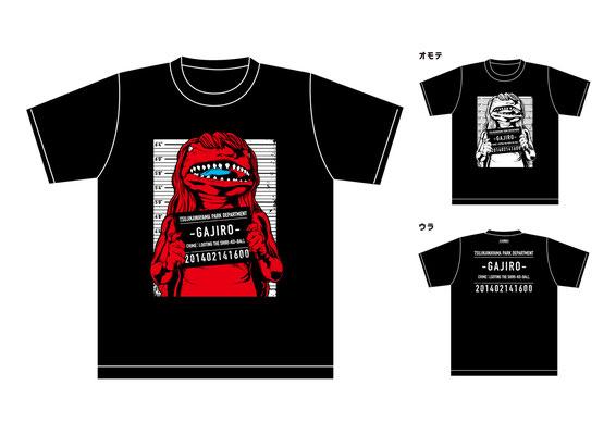 福崎町のオフィシャルTシャツを制作させて頂きました。アメコミ調を意識して作画しています。