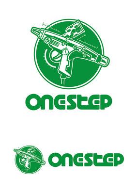 模型制作工房のOneStep様よりロゴの制作をご依頼頂きました。