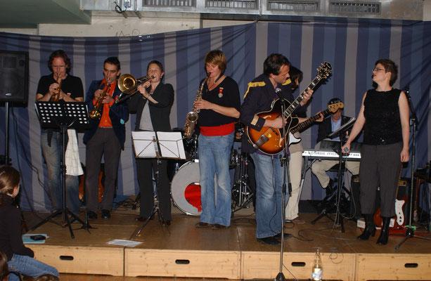 Konzert im Vert.igo Zürich 19.11.2008      © Eline Keller-Soerensen