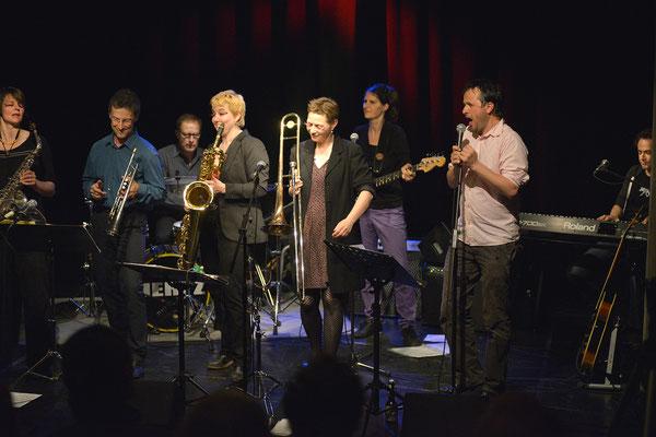Theater Stadelhofen 1.6.13    © Iris Stutz