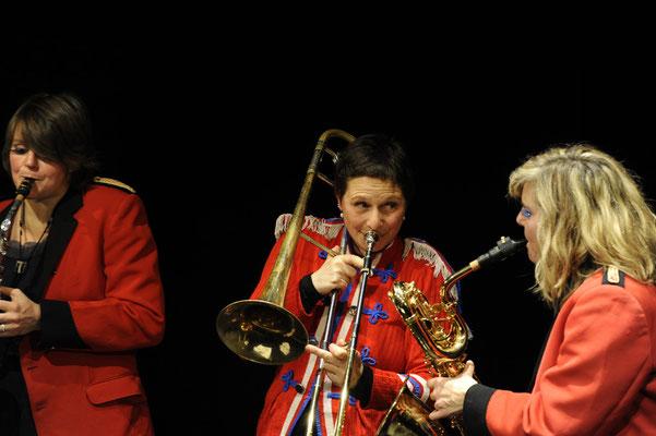Theater Stadelhofen 1.12.10      © Renate Wernli