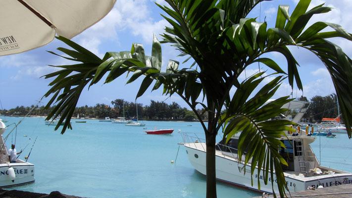Vue sur Anse de GRAND BAIE