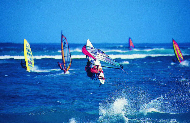 Surf à l'ile maurice IRS VALRICHE