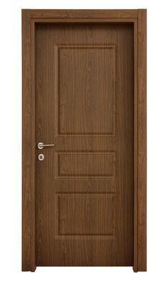 dunkle Tür