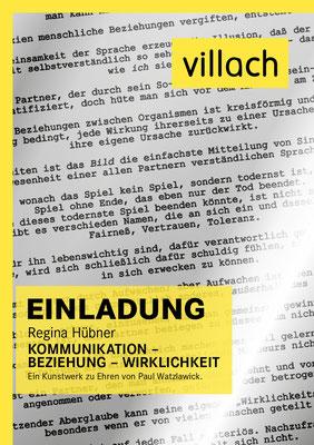 KOMMUNIKATION - BEZIEHUNG - WIRKLICHKEIT zu Ehren von Paul Watzlawick